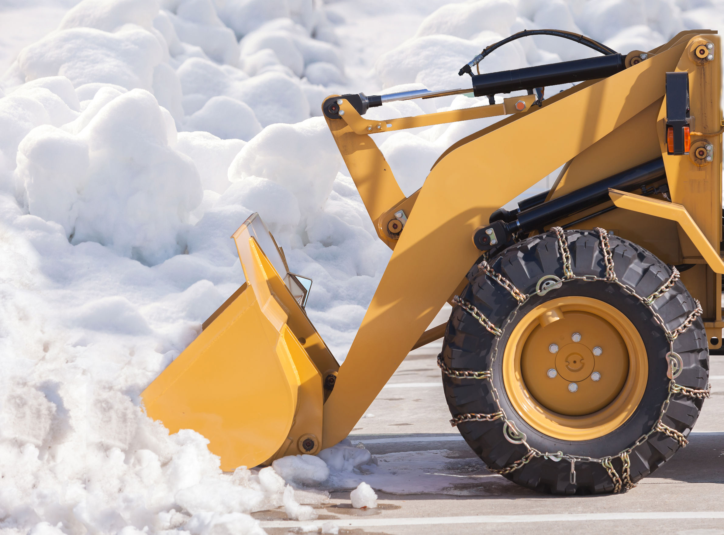 Commercial Snow Removal Ottawa