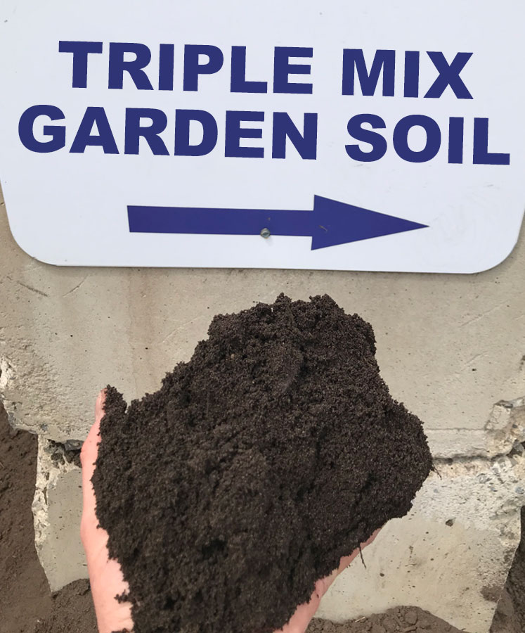 Green Works Contracting Triple Mix Garden Soil Delivery In Ottawa