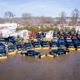Snow Removal Fleet