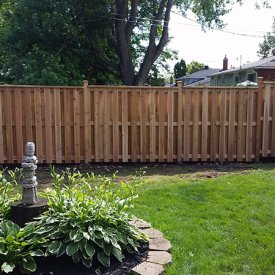 Friendly Neighbour Fence