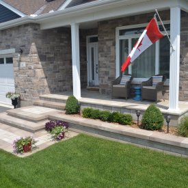 Total Front and Backyard Transformation